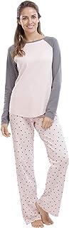jijamas Incredibly Soft Pima Cotton Women's Pajamas Set - The Tranquil Heart