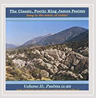 Vol. 2-Classic Poetic King James Psalms Sung to Th