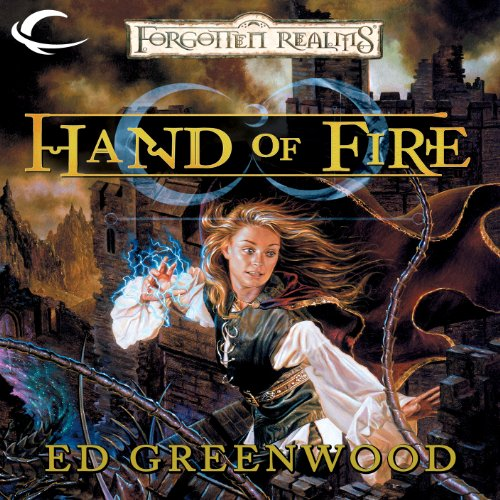 Hand of Fire cover art