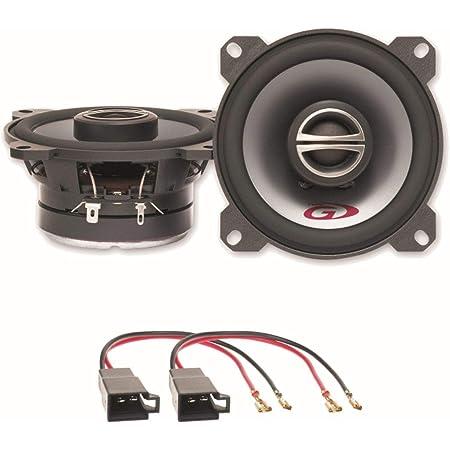 Lautsprecher Einbauset Kompatibel Mit Vw T4 Alpine Elektronik