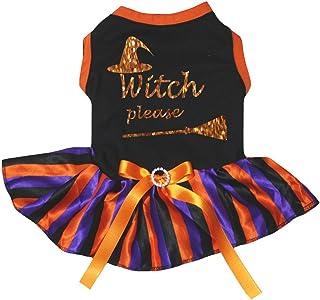 Petitebella Witch Please Puppy Dog Dress