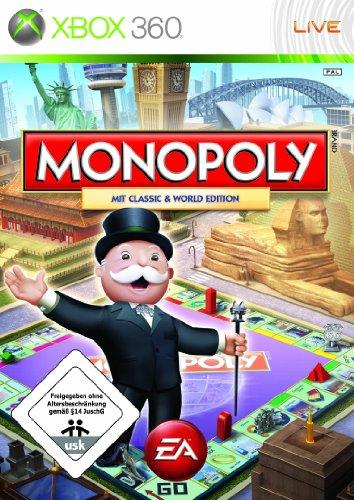 Electronic Arts Monopoly Here & Now Worldwide Edition, XBox 360 - Juego (XBox 360, DEU)