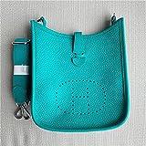 YTTS 2021genuine Leder Frauen Mode Design Handtaschen Massivfarbe Muschel Tasche Weiche Leder Schulter Messenger Bag