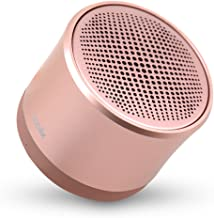 LOGiiX Blue Piston V2 Wireless Speaker, Rose Quartz, LGX-12468