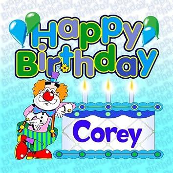 Happy Birthday Corey