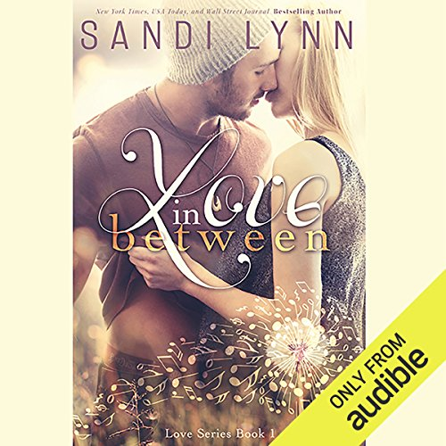 Love in Between audiobook cover art