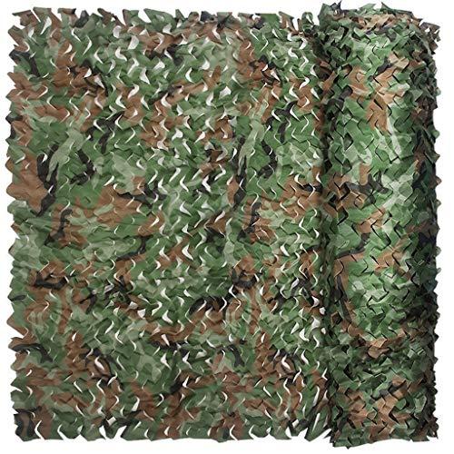 Markiezenzeil, jungle, camouflage, militaire activiteit, zonnescherm, huisdecoratie, paintball, schieten, spel, vogelobservatie, camping, auto, afdekking voor jongens, hobby Urban tuin, camo netting, carl Artbay