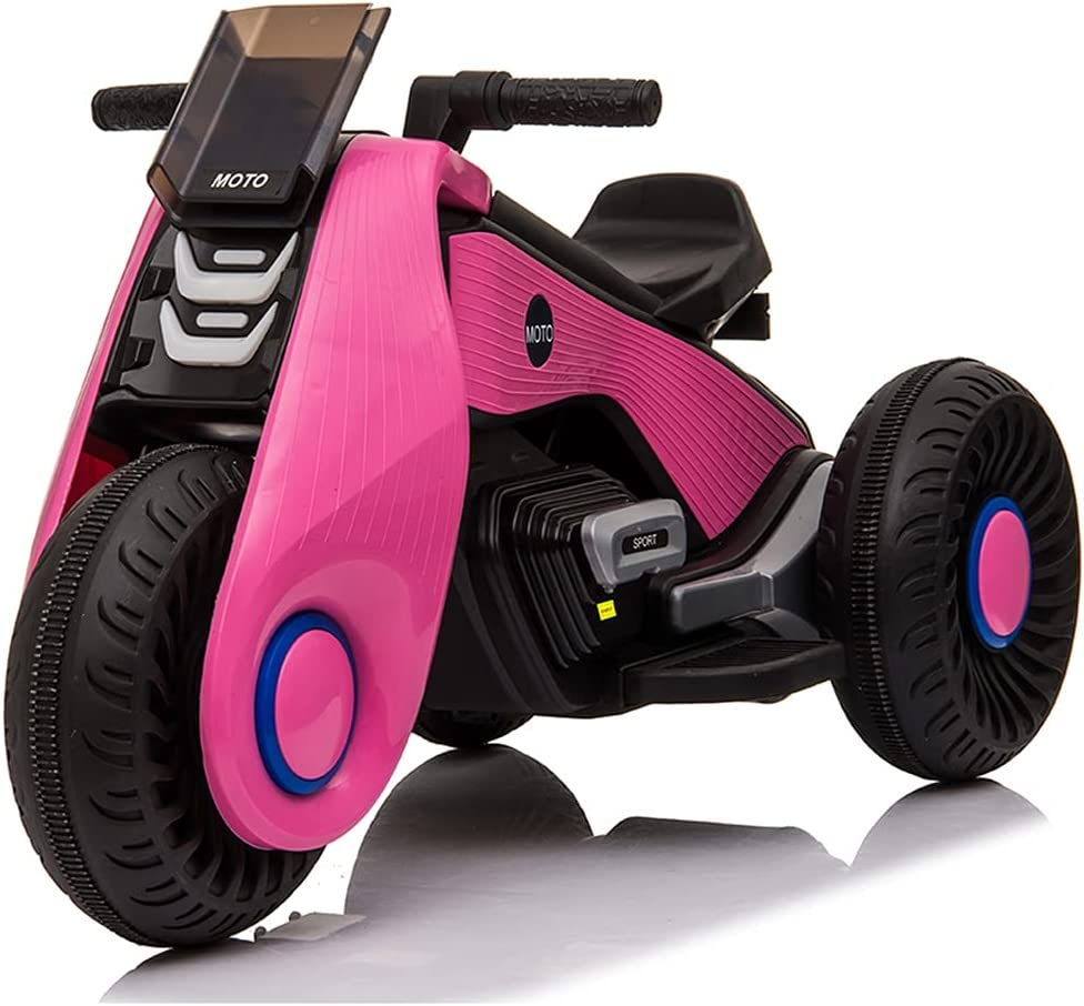 XLNB 6v Deluxe Ride on Motorcycle 35% OFF Electric Toy wit for Kids