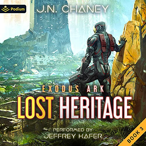 Lost Heritage cover art