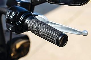 Kuryakyn 5943 Motorradlenkerzubehör, schwarz matt, Set of 2