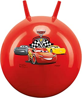Disney Cars Lightning McQueen Space Hopper Sprungball