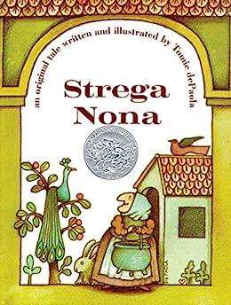 Strega Nona by [Tomie dePaola]