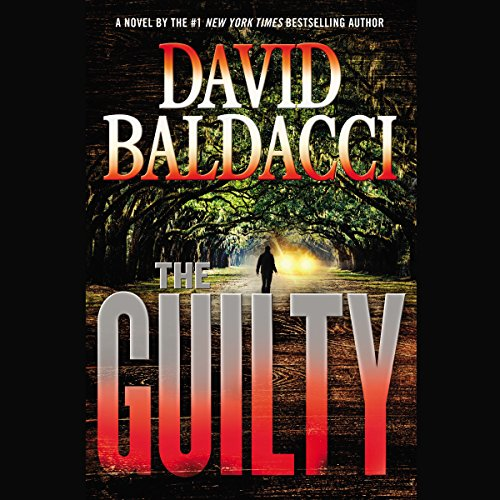 The Guilty audiobook cover art