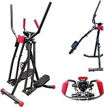 FFitness, Air Walker Slim Strider Pro (max. 100 kg) unisex volwassenen, zwart, eenheidsmaat