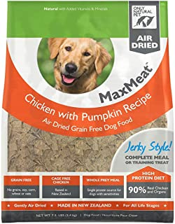 Only Natural Pet MaxMeat Holistic Grain-Free Air Dried Dry Dog Food - Made in