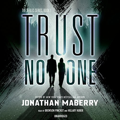 Trust No One audiobook cover art