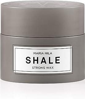 Maria Nila Minerals – Shale Strong Wax 50 ml   Starkt styling-hårvax för långvarig stadga