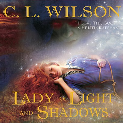 Lady of Light and Shadows audiobook cover art