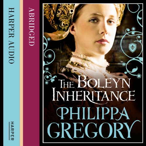 The Boleyn Inheritance audiobook cover art