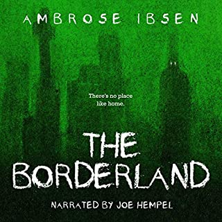 The Borderland cover art