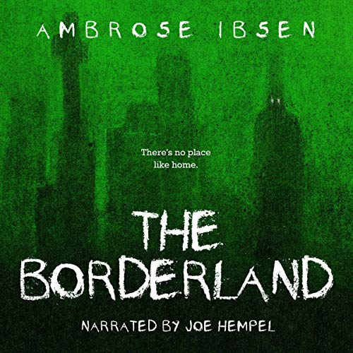 The Borderland audiobook cover art
