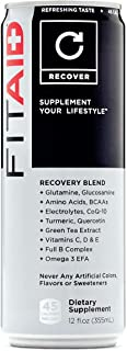 LifeAID Beverage, Fit Aid, 12 Ounce