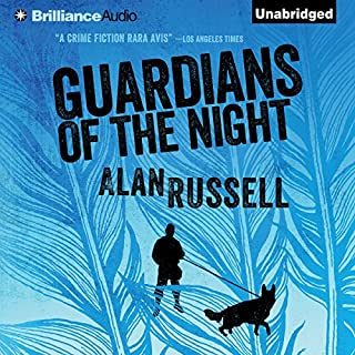 Guardians of the Night audiobook cover art