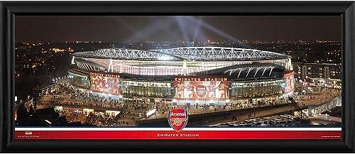 Arsenal Football Club encadrée panoramique Impression unis