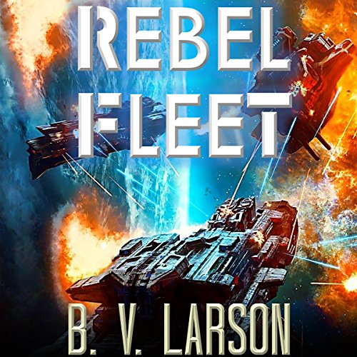 Rebel Fleet audiobook cover art