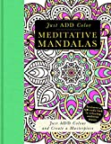 Meditative Mandalas: Gorgeous Coloring Books with More than 120 Pull-out Illustrations to Complete (Just Add Color)