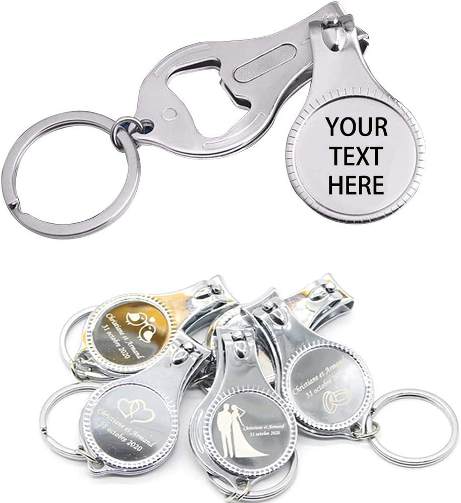 30pcs-Personalized 4 in 1 Multi Nail Bottle Opener Cli Max 61% OFF Function Mail order cheap