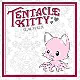 Tentacle Kitty Coloring Book