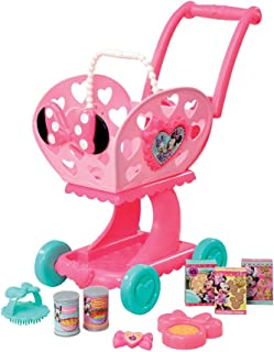 Just Play Minnie's Happy Helpers 2-in-1 Shopping Cart