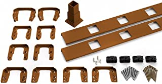 Trex Transcend 67.5 in. Tree House Horizontal Square Baluster Accessory Kit