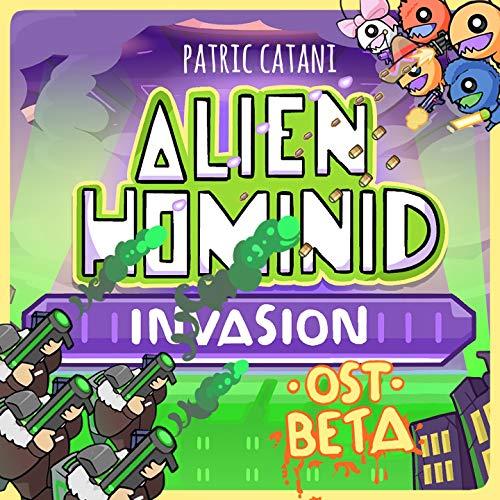 Alien Hominid Invasion - Map