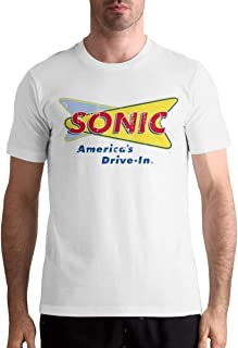 Sonic Drive-in Man Comfort Handsome Tshirts