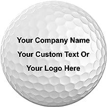 imprinted golf balls