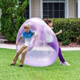 Bubble Ball Inflatable Fun Ball Amazing Super Bubble Ball Outside Fun Game Toy for Kids Outdoor Party Durable Inflatable Water Ball Gift