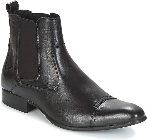 CARLINGTON RINZI Botines Low Stiefel herren schwarz Stiefel de   Baja