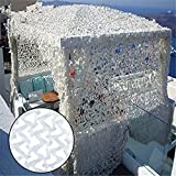 Oarea Filet de Camouflage pour Pare-Soleil Camouflage Décoration Stores de Chasse