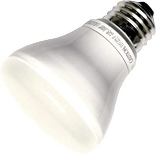 10 Watt R20 LED Lights 10W Smooth R20-3000K Case of 24