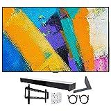 LG OLED65GXPUA 65' GX 4K OLED TV w/AI ThinQ (2020) with Stand and Soundbar...