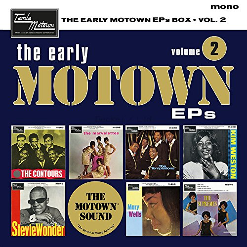 Early Motown Ep's Volume 2 (7 LP)