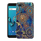 Wiko Tommy 3 Case, FoneExpert® Pattern Soft Slim Gel
