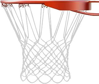 LATERN 2 X Red De Baloncesto Servicio Pesado para Todo Clima Red De Baloncesto De 12 Aros Est/ándar Reemplazo Se Adapta A Llantas Interiores O Exteriores