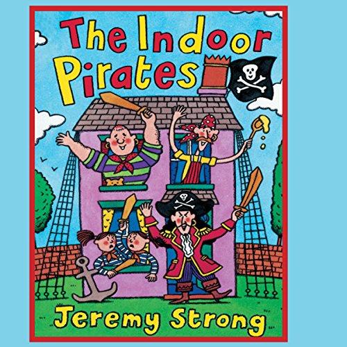 Indoor Pirates audiobook cover art
