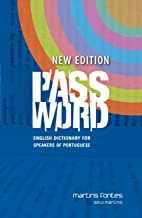 Password: English Dictionary for Speakers of Portuguese - New Edition: English Dictionary For Speakers Of Portuguese