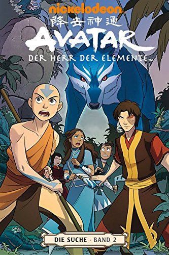 Avatar: Der Herr der Elemente - Die Suche, Band 2