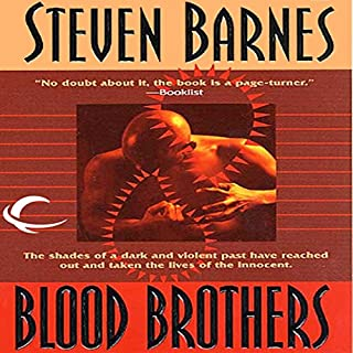Blood Brothers audiobook cover art