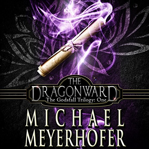 The Dragonward audiobook cover art